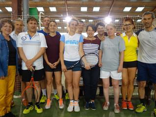 Bon classement pour la section tennis !