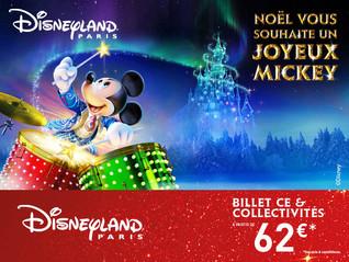 Célébrez le Noël Enchanté Disney