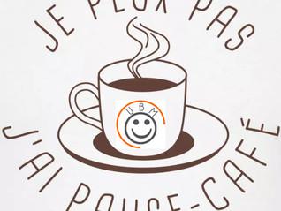 Pause café au PT Sud !