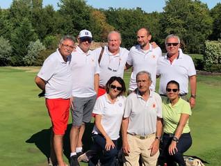 Victoire pour nos golfeurs !