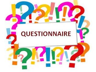 Questionnaire de satisfaction !