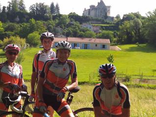 Sortie avec la section UBM cyclisme !