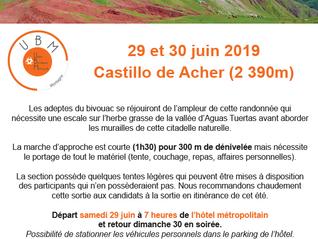 Sortie montagne dans les Pyrénées