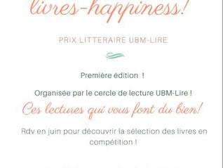 """Sélection des livres """"Happiness"""" !"""