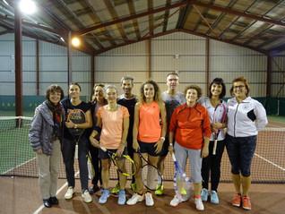 Tournois gagnant pour la section tennis