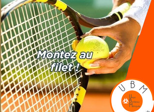 La section tennis recrute