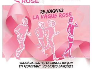 Challenge du ruban rose