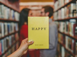 """Votez pour votre livre """"Happiness"""" !"""