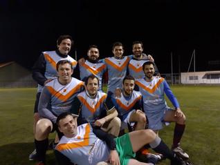 La section rugby décroche la troisième place du Burdi Five