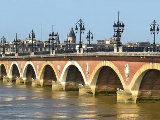 Les 10 kms des Quais de Bordeaux.