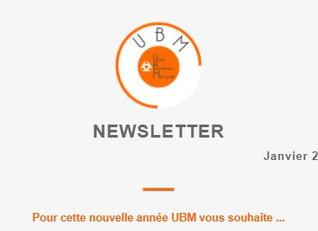 La newsletter de janvier  !