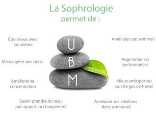 La sophrologie ça démarre   UBM