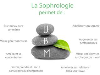 La sophrologie ça démarre | UBM