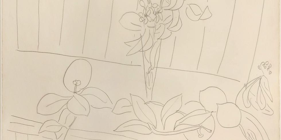 M comme Matisse - Variation Florales