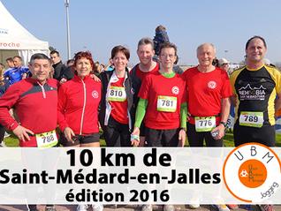 Challenge Intercommunal et 10 km de Saint-Médard-en-Jalles : une ambiance réussie !