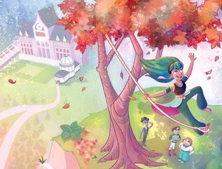 Menta: Princesa de los Kikigotes