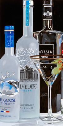 Ultimate Vodka Martini