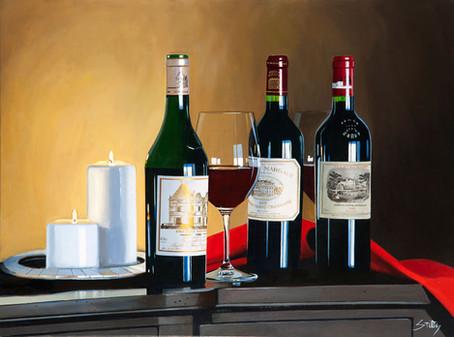 Bordeaux by Candle