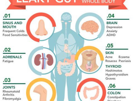 My journey to wellness from leaky gut to celery juice ……