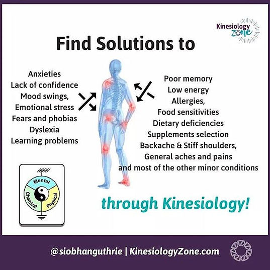 #kinesiology _Limited apts for next week