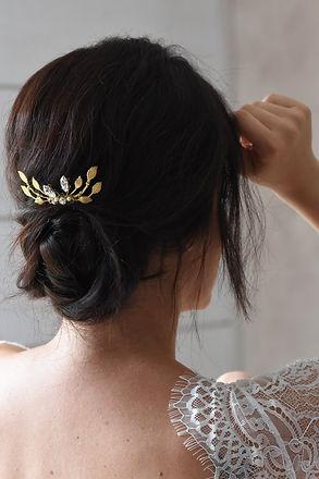 peigne-a-cheveux-mariage-adage-feuilles-