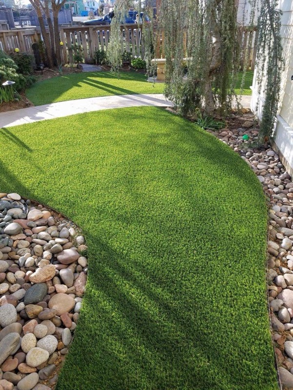SYNTHETIC ARTIFICIAL TURF