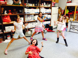 Character activity at Arc Stages