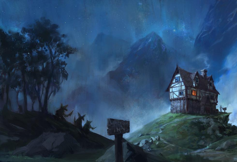 'The Wandering Inn'