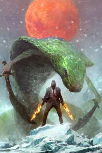 'Paternus: Wrath of Gods'