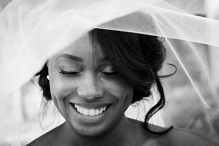 Black Bride - Columbus Ohio Wedding Photography