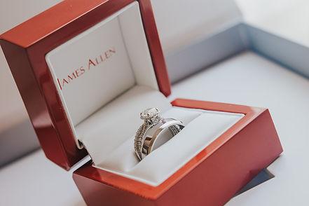 James Allen Ring - Columbus Ohio Wedding Photography