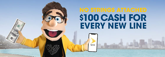 Deal from Sprint