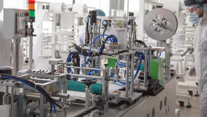 How are face masks made?