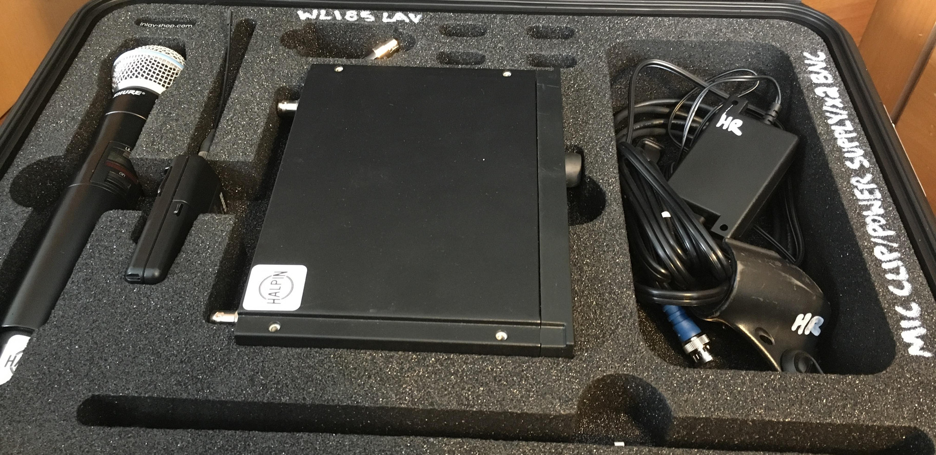Single channel wireless kits available