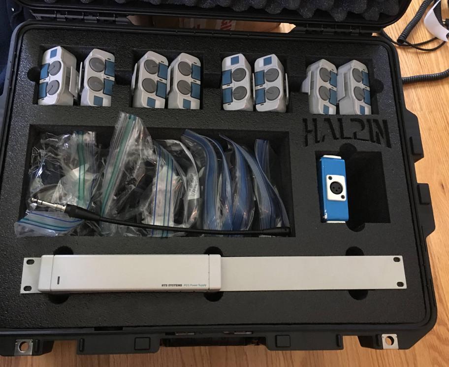 2Ch Intercom Kit