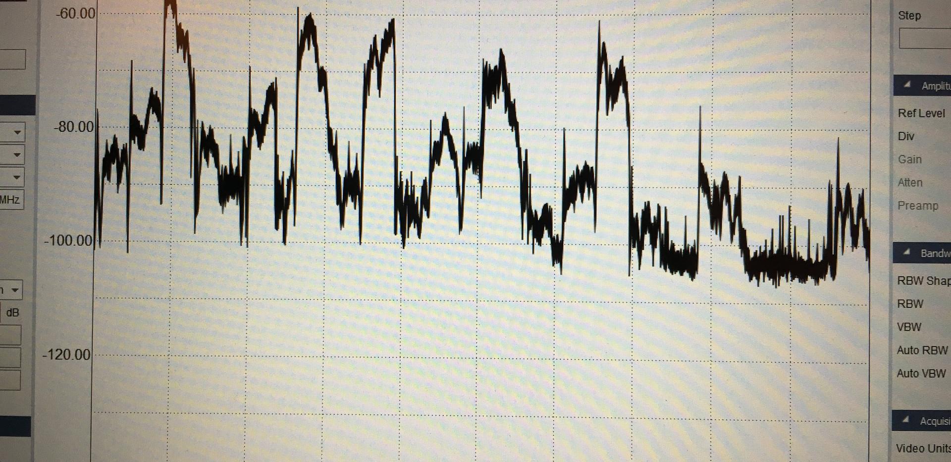 Spike Spectrum Analyzer Software