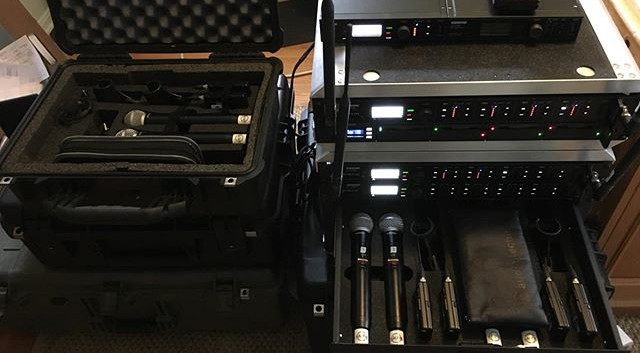 SB900 Batteries, RF scanners, Wireless Mic Packages