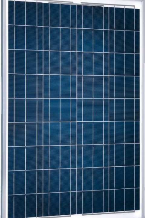Solarni panel POLY 100W 12V SOLE