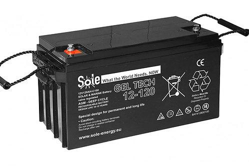 Gel akumulator Geltech 300Ah, 12V
