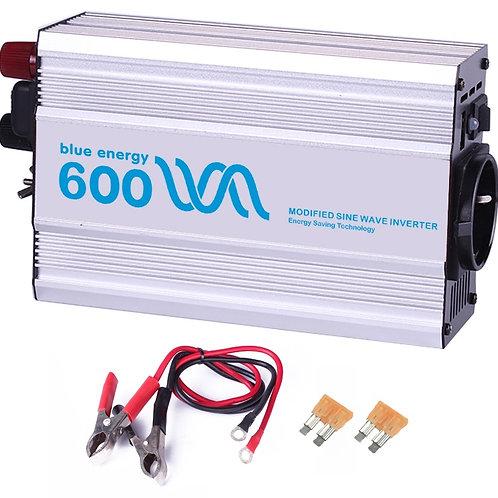 Pretvarač 600W 12/220V modificirani sinus