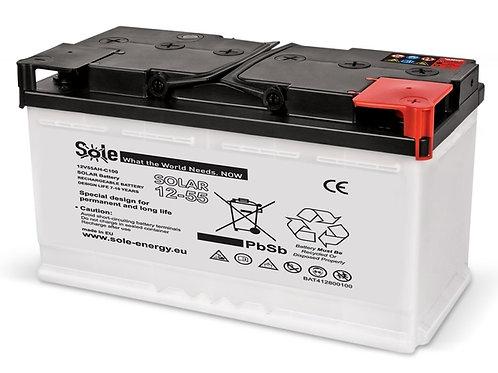 Solarni akumulator SOLE 85AH 12V