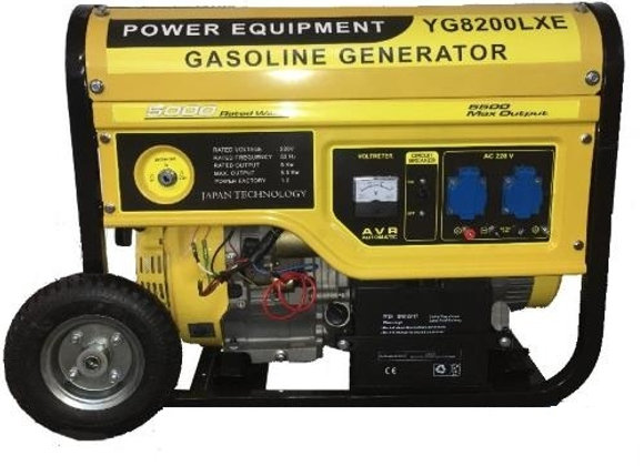 Agregat DB5500 Shinever, 5,5KW, benzinski