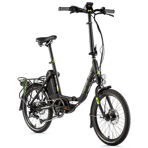 Harlan 2019 20'' sklopivi električni bicikl sa središnjim motorom