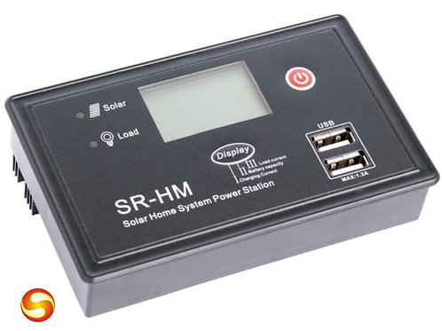 Regulator 20A USB SR-HM-CU20