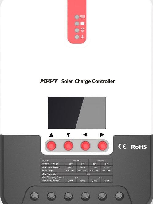 MPPT Regulator 12/24V 40A