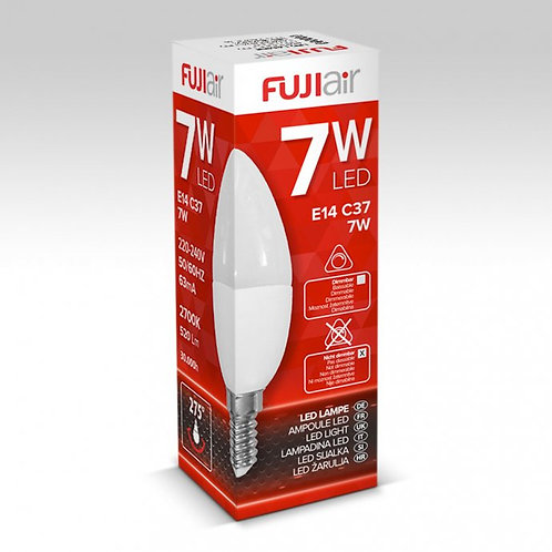 LED žarulja FujiAir 7W E14 2700K, 560Lm