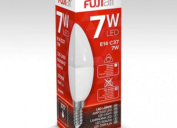 LED žarulja FujiAir 7W E14 2700K, 560Lm