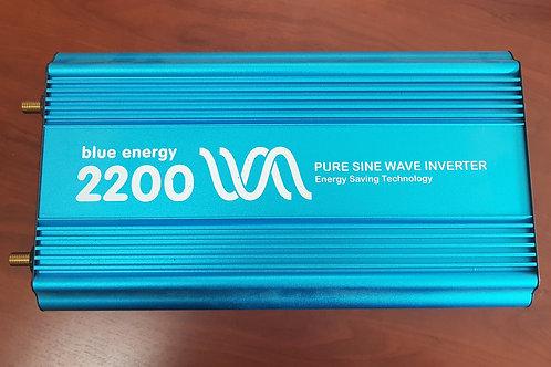 Pretvarač 2200W 12/220V čisti sinus