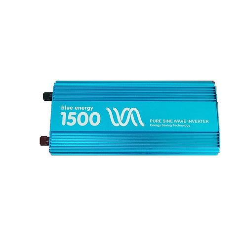 Pretvarač 1500W 12/220V čisti sinus