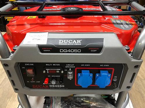Agregat DUCAR DG4050 2,5KW (max. 2,8kW) benzin